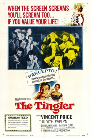 The Tingler - Movie Poster (thumbnail)
