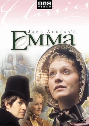 """Emma"" - DVD movie cover (thumbnail)"