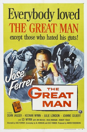 The Great Man - Movie Poster (thumbnail)