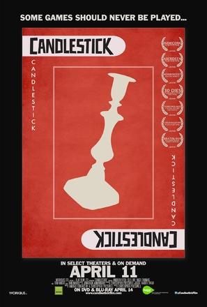 Candlestick - British Movie Poster (thumbnail)