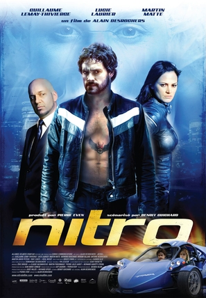 Nitro - Canadian Movie Poster (thumbnail)