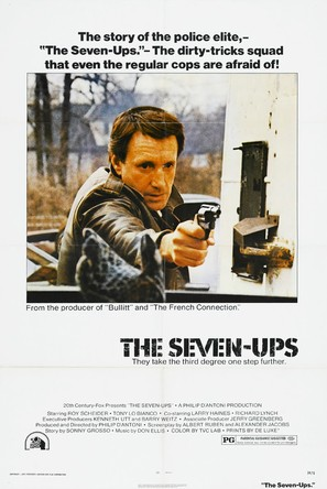 The Seven-Ups - Movie Poster (thumbnail)