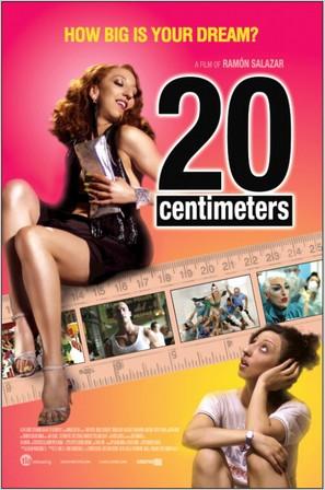 20 centímetros - poster (thumbnail)