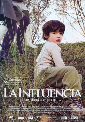 Influencia, La - Spanish poster (thumbnail)