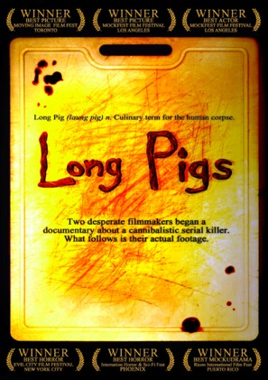 Long Pigs - Movie Poster (thumbnail)