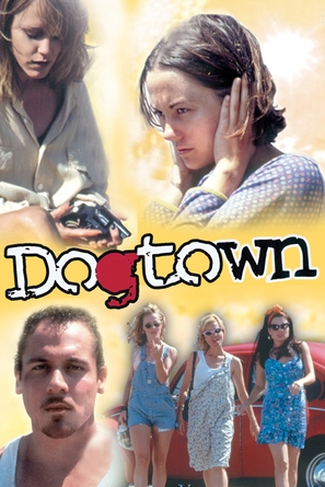 Dogtown - DVD cover (thumbnail)