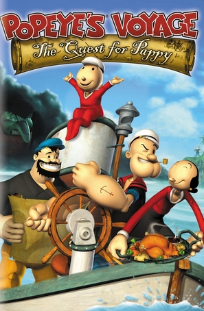 Popeye's Voyage: The Quest for Pappy - poster (thumbnail)