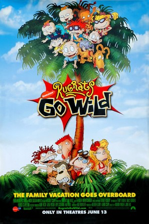 Rugrats Go Wild! - Movie Poster (thumbnail)