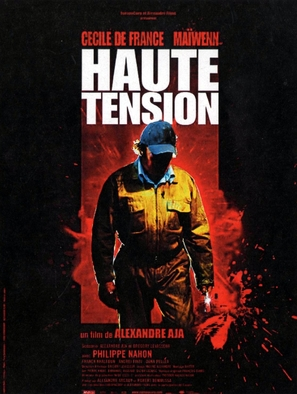 Haute tension - French Movie Poster (thumbnail)
