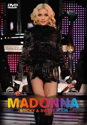 Madonna: Sticky & Sweet Tour - Movie Cover (thumbnail)