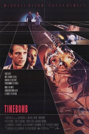 Timebomb - Movie Poster (thumbnail)