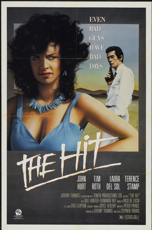 The Hit - Movie Poster (thumbnail)