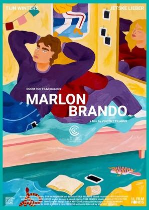 Marlon Brando - Dutch Movie Poster (thumbnail)