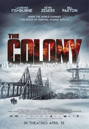 The Colony - Canadian Movie Poster (thumbnail)
