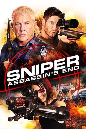 Sniper: Assassin's End - Movie Poster (thumbnail)