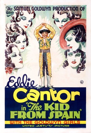 The Kid from Spain - Movie Poster (thumbnail)