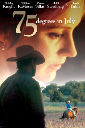 75 Degrees in July - DVD movie cover (thumbnail)