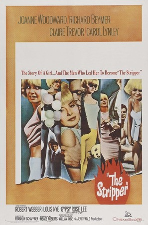 The Stripper - Movie Poster (thumbnail)