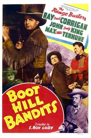 Boot Hill Bandits - Movie Poster (thumbnail)