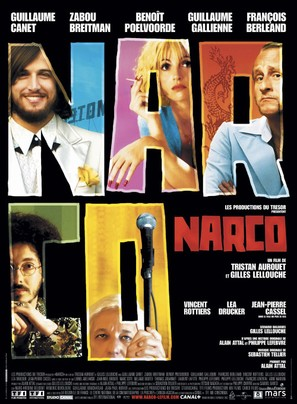Narco - French Movie Poster (thumbnail)