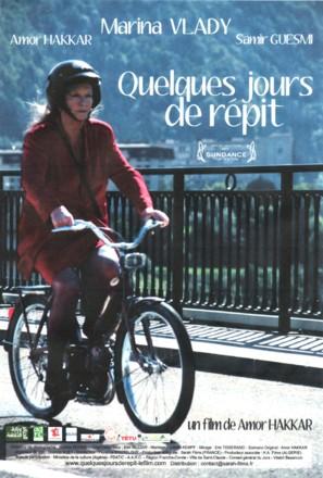 Quelque jours de repit - French Movie Poster (thumbnail)