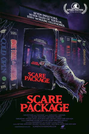 Scare Package - Movie Poster (thumbnail)