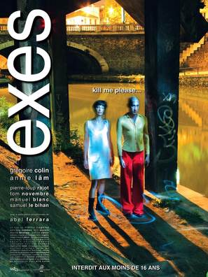 Exes - French poster (thumbnail)