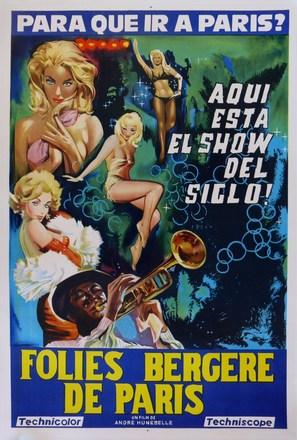 Casino de Paris - Argentinian Movie Poster (thumbnail)