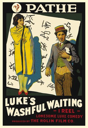 Luke's Washful Waiting - Movie Poster (thumbnail)