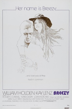 Breezy - Movie Poster (thumbnail)