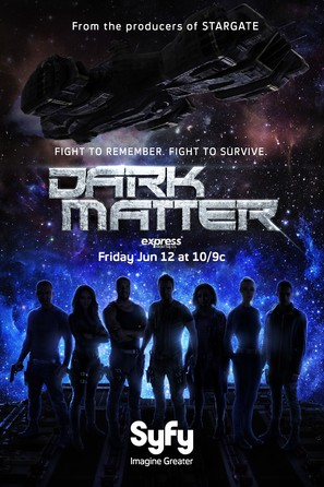 """Dark Matter"""