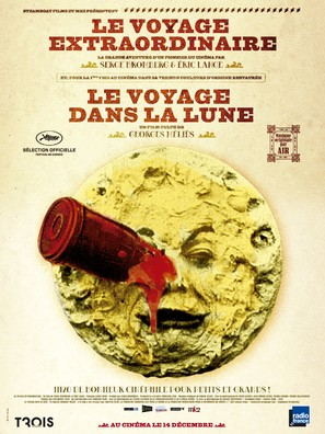 Le voyage extraordinaire - French Movie Poster (thumbnail)