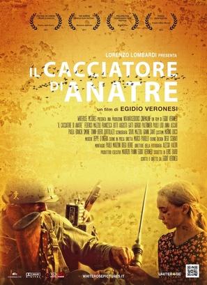 Il cacciatore di anatre - Italian Movie Poster (thumbnail)