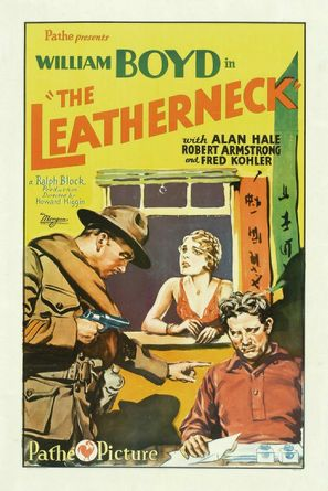 The Leatherneck - Movie Poster (thumbnail)