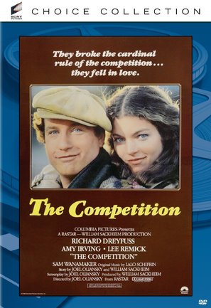 The Competition - DVD cover (thumbnail)
