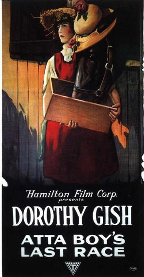 Atta Boy's Last Race - Movie Poster (thumbnail)