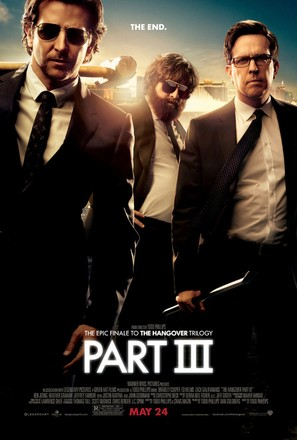 The Hangover Part III - Movie Poster (thumbnail)