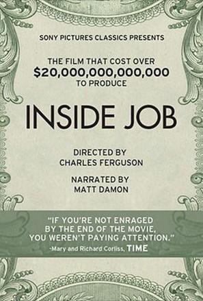 Inside Job - Movie Poster (thumbnail)
