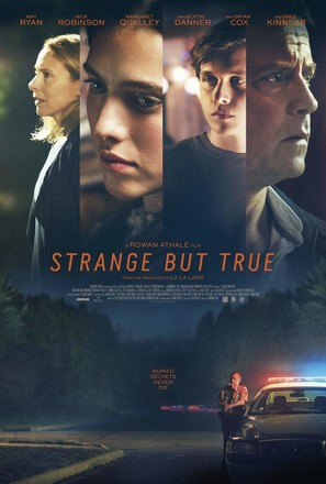 Strange But True - Canadian Movie Poster (thumbnail)