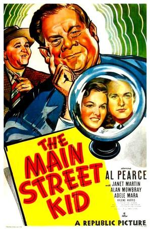 The Main Street Kid - Movie Poster (thumbnail)