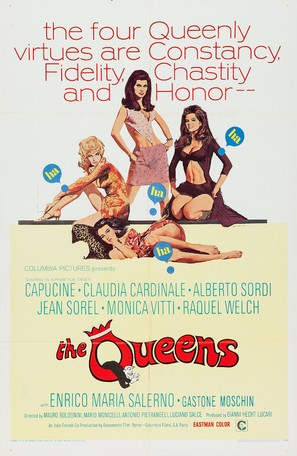 The Queens - Movie Poster (thumbnail)