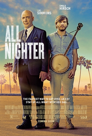 All Nighter - Movie Poster (thumbnail)