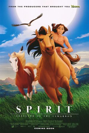 Spirit: Stallion of the Cimarron - Movie Poster (thumbnail)
