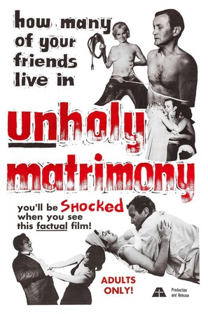 Unholy Matrimony - Movie Poster (thumbnail)