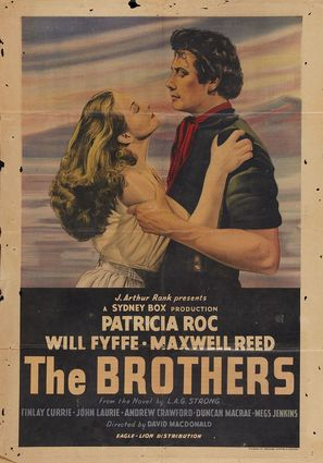 The Brothers - Movie Poster (thumbnail)