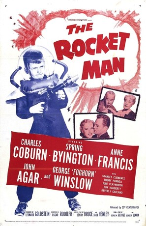 The Rocket Man - Movie Poster (thumbnail)