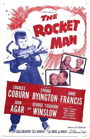 The Rocket Man - Movie Poster (thumbnail)