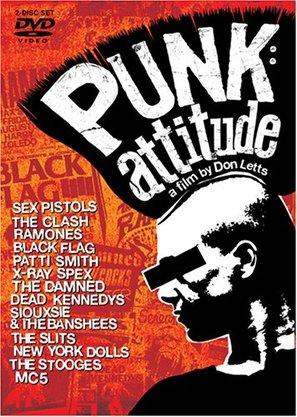 Punk: Attitude - Movie Cover (thumbnail)