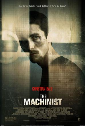 The Machinist - Movie Poster (thumbnail)