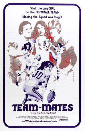 Team-Mates - Movie Poster (thumbnail)